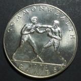 Samoa 1 dollar 1974 UNC, Australia si Oceania