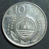 Cape Verde 10 escudos 1994, Africa