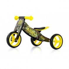 Bicicleta transformabila Jake Army
