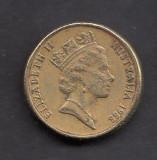 Australia 2 dollars 1988, Australia si Oceania