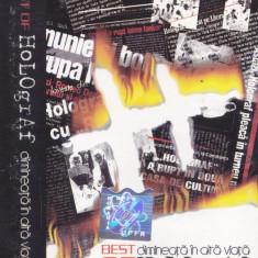 Caseta audio: Holograf - Best of - Dimineata in alta viata ( 2002 - originala )