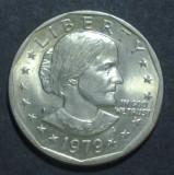 America 1 dollar 1979 UNC, America de Nord