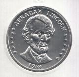 America SUA Abraham Lincoln, America de Nord