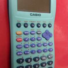 CALCULATOR Casio Graph 65 color , functioneaza .