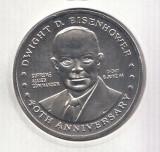 America SUA Dwight Eisenhower, America de Nord