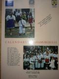 Calendarul Maramuresului - serie noua, etnografie, istorie + harta mare