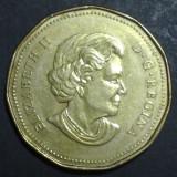 Canada 1 dollar 2005, America de Nord