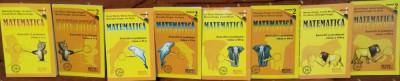 8 Volume Matematica V-VIII Meteor Press foto
