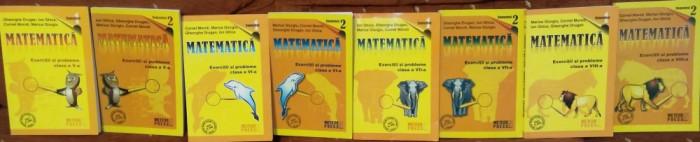 8 Volume Matematica V-VIII Meteor Press