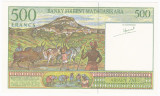 MADAGASCAR 500 franci ND 1994 UNC P-75a