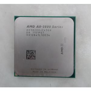 Procesor A8-3800 Series 3820 Quadcore 2.5-2.8Ghz Socket Fm1