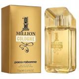 Parfum de barbat 1 Million Cologne Eau de Toilette 75ml, Paco Rabanne