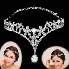 Diadema,tiara model frunte