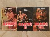 RAMBO-DAVID MORRELL (3 VOL)