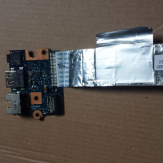 Sunet+ usb Toshiba Satellite C50D-B-120 C55 C55d-b C50d 14z c55b C55t ls-b303p