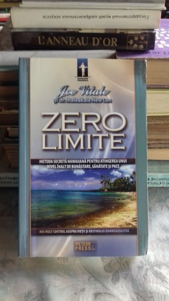 ZERO LIMITE - JOE VITALE