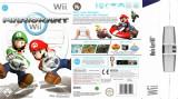 Wii MARIO KART joc original + VOLAN inclus Nintendo Wii, mini, Wii U, Sporturi, Toate varstele, Multiplayer