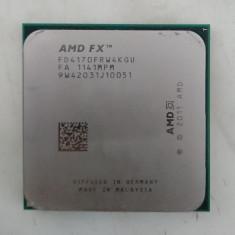 Procesor Buldozer FX-4170 Quadcore 4.2-4.3 Ghz Am3+