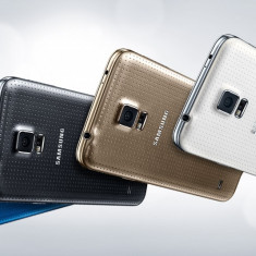 Capac Samsung Galaxy S5 G900 G900F alb negru auriu albastru