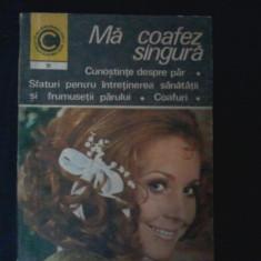Olga Tuduri - Ma coafez singura. Cunostinte despre par. Sfaturi pt. intretinere