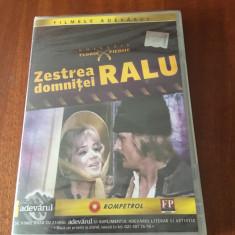 ZESTREA DOMINTEI RALU – Colectia FLORIN PIERSIC (Adevarul) Nr. 3 IN TIPLA! + ..., DVD, Romana