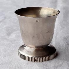 PAHAR argint VECHI pentru APERITIV marcaj MINERVA FRANTA 1850-1900 splendid RAR, Pahare