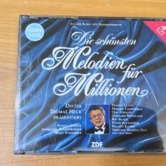 CD Melodien fur Milionen (55971)