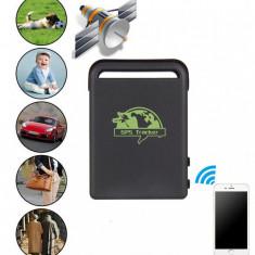 GPS Tracker Auto, Localizare si urmarire GPS, rezistenta apa