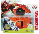 Transformers Robots in Disguise, Figurina One Step Changer - Bisk