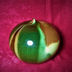 Parfumiera camera Art Deco ceramica glazurata colectie cadou vintage