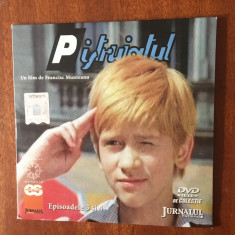 PISTRUIATUL (Jurnalul) – EPISOADELE 3 si 4 (1 DVD - STARE IMPECABILA!) + ALTELE