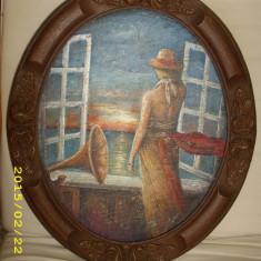 Pictura veche impresionista, Scene gen, Ulei, Impresionism