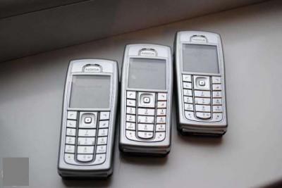 Nokia 6230i argintiu reconditionat / garantie foto