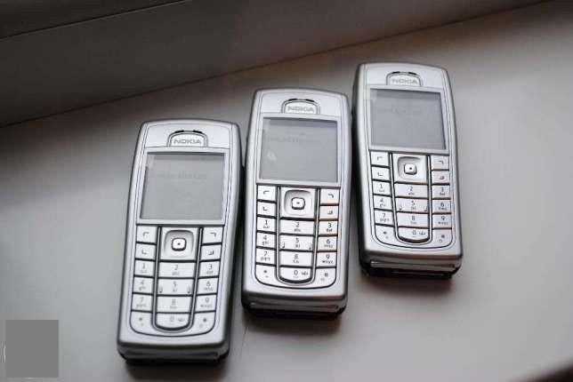 Nokia 6230i argintiu reconditionat / garantie