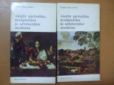 Vietile pictorilor sculptorilor si arhitectilor moderni 2 volume G. Bellori