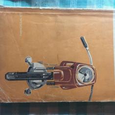 Motocicleta Voichin D.