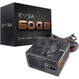 Sursa EVGA 600B, 80+ Bronze, 600W