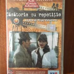 CASATORIE CU REPETITIE – Virgil Calotescu (Filmele Adevarul) Nr. 5 IN TIPLA! +.., DVD, Romana