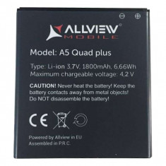 Acumulator Allview A5 Quad Plus original nou