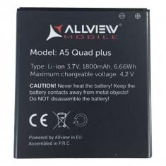 Acumulator Allview A5 Quad Plus original nou, Alt model telefon Allview, Li-ion