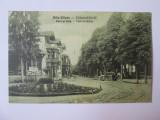 Carte postala Baile Valcele/Elopatakfurdo-Farmacia,necirculata 1929, Printata