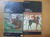Lumea etruscilor 2 volume George Dennis Bucuresti 1982