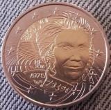 Moneda 2 euro comemorativa FRANTA 2018 - Simone Veil, UNC, Europa, Cupru-Nichel