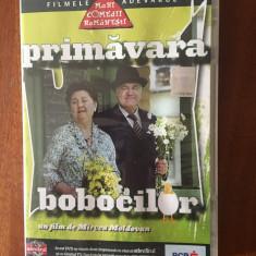 PRIMAVARA BOBOCILOR – Mircea Moldovan (Filmele Adevarul) Nr. 3 IN TIPLA! + ..., DVD, Romana