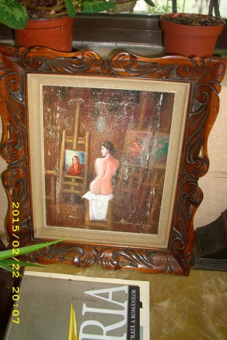 pictura veche impresionista
