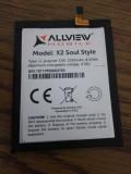 Acumulator Allview X2 Soul Style nou original