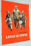Carte pentru copii - povesti - Lenin si copii  V. Bonci - Bruevici