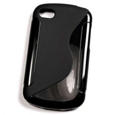 Toc silicon S-Case Alcatel Pop D5 foto