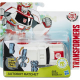 Transformers Robots in Disguise, Figurina One Step Changer - Autobot Ratchet