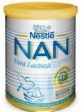 Nestle Lapte NAN Fara Lactoza 400g